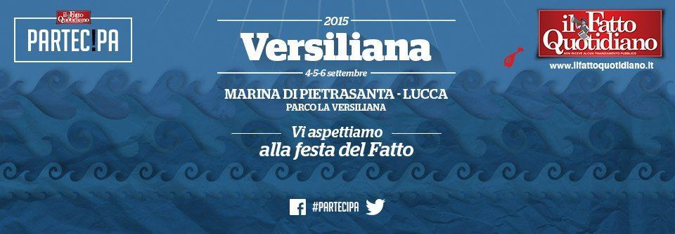 Partecpa La Festa Del Fatto Quotidiano Si Chiude Alla Versiliana